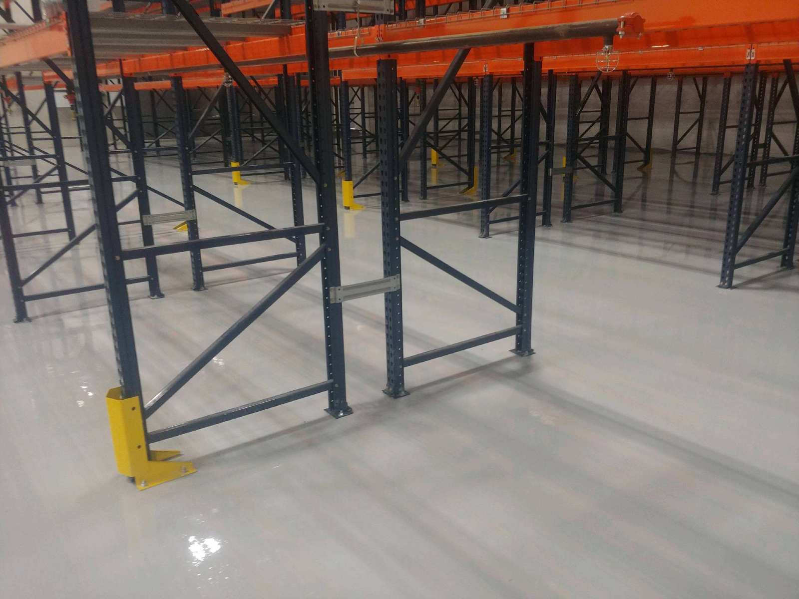 Aerospace Storage Warehouse