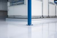 GSPEC Urethane Cement Industrial Application